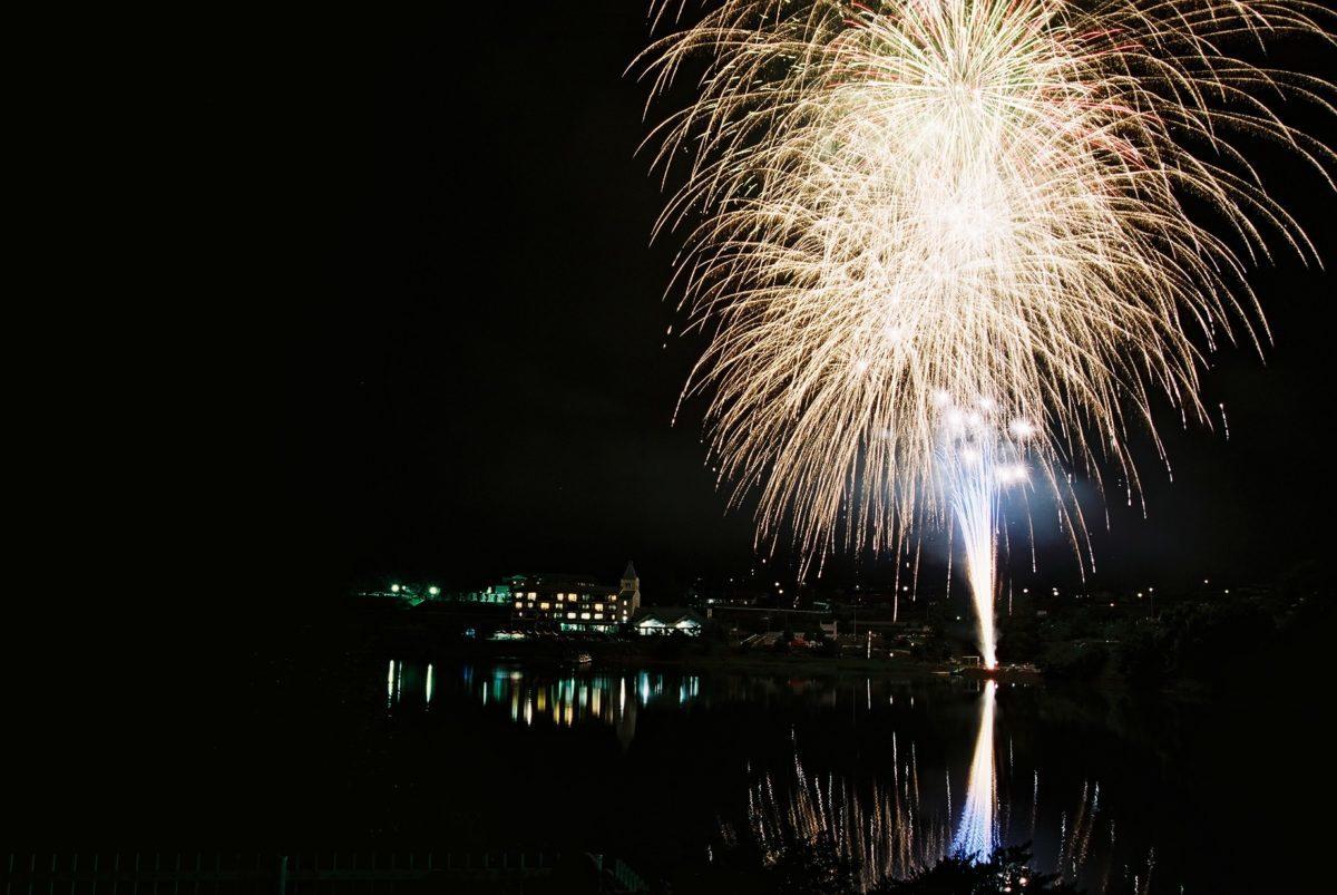 8月16日(木) 今年も納涼花火大会を開催します!
