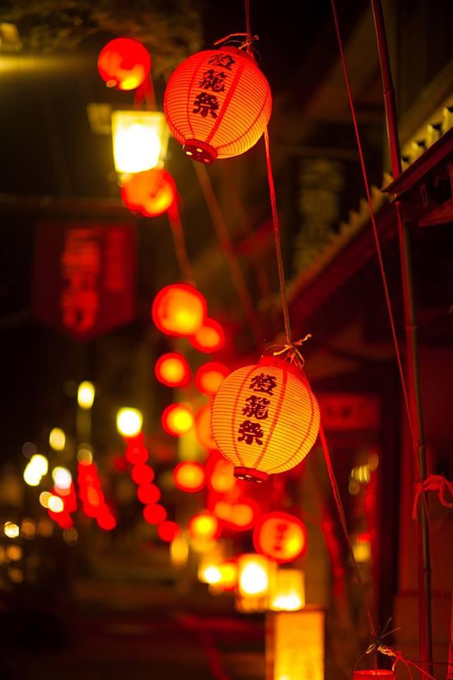高遠燈籠祭り【着物でおもてなし!】