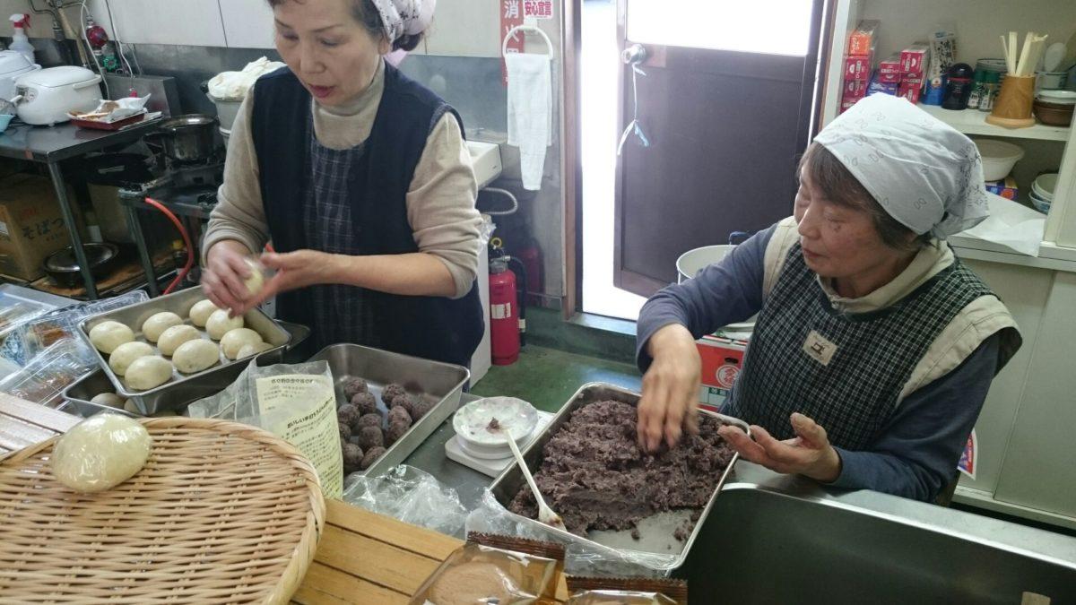 🎶林道バス食堂【オープン】(/・ω・)/