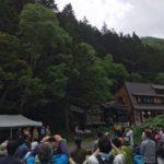 ⛰長衛祭が行われました。